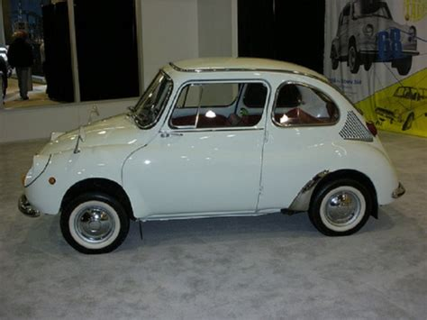 coal 1969 subaru 360 really