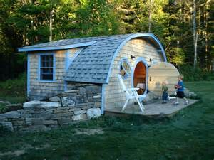 Backyard Sauna Kit by Hobbit Hole Von Wooden Wonders Vom H 252 Hnerstall Bis Zum