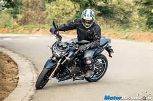 2016 tvs apache 200 video review motorbeam