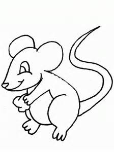 mouse coloring page free printable mouse coloring pages for