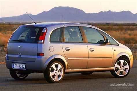 opel meriva 2004 dimensions opel meriva specs 2003 2004 2005 autoevolution