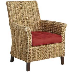 pier 1 wicker chair sonita wicker armchair pier 1 imports