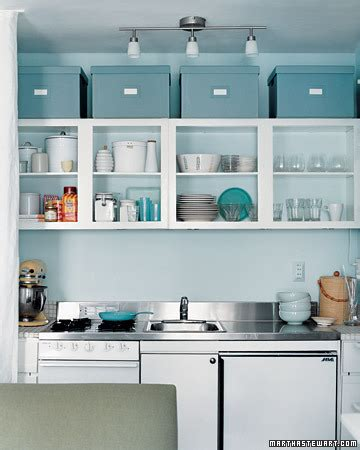 Above Kitchen Cabinet Storage | love inspire create kitchen storage ideas