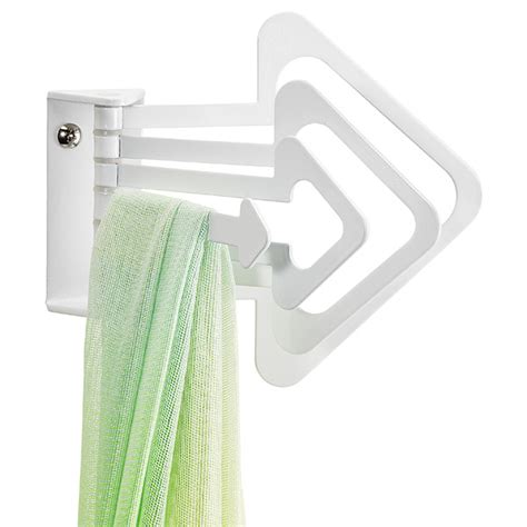 arrow bathroom products hooks wall mounted the container store