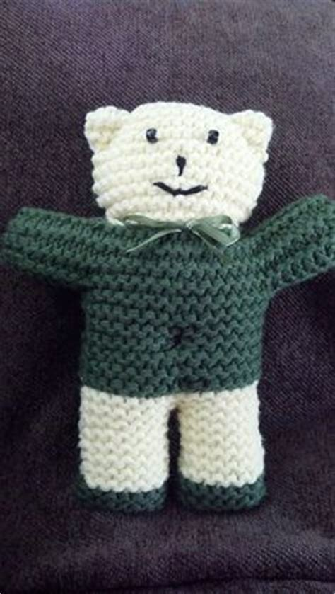 how to knit a simple teddy free knitting pattern easy teddy knitting pattern