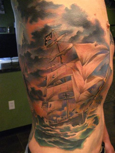 tattoo ship designs pirate ship images designs