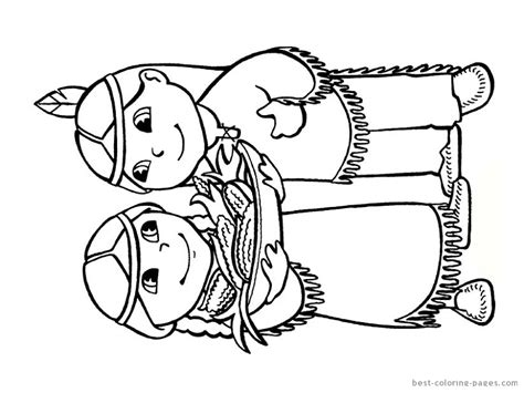 Coloring Pages Of Indians coloring pages best coloring pages free coloring