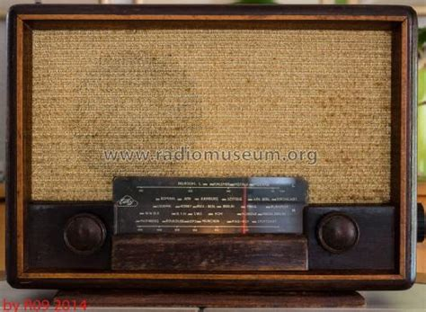Gw252 A by Gw252 Radio Edly Radio Kg Fritz Rhode Berlin Build 1