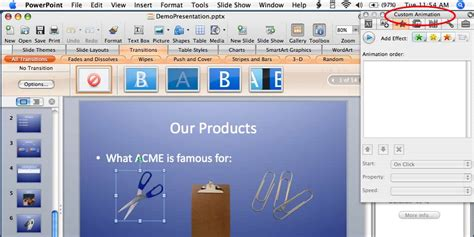 tutorial powerpoint animation 2007 how to create animations in powerpoint it still works