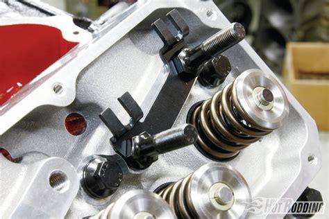 Rocker Arm Timor So Out Cleveland 408ci Engine Buildup Part 2 Rod Network