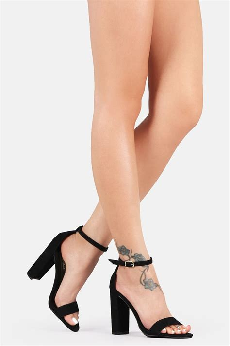 chunky high heels chunky black high heels 28 images shoes high heels