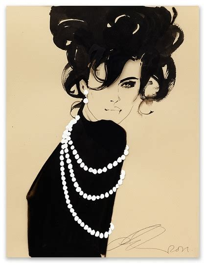 fashion illustration david downton david downton the revival the master of fashion