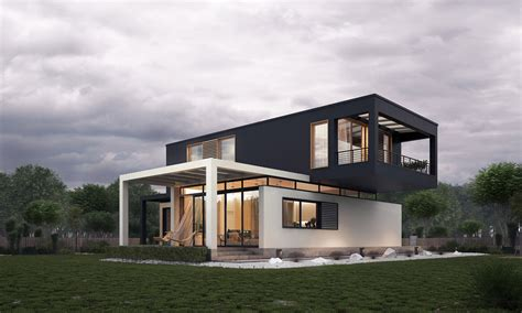 modern home exteriors types of modern home exterior designs with fashionable and