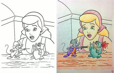 coloring corruptions coloring book corruptions what happens when you let