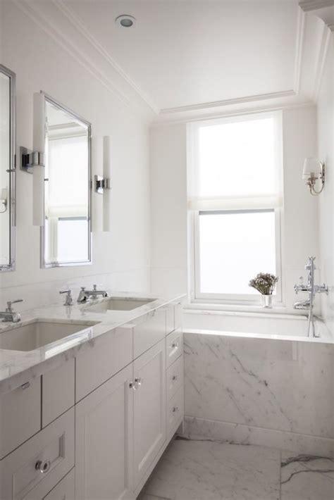 marble bathtub ideas transitional bathroom vella