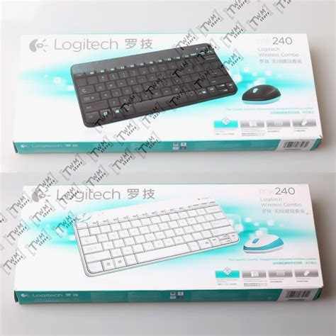 Jual Keyboard Wireless Laptop jual beli logitech wireless combo mk240 2 4ghz compact baru keyboard komputer laptop dan
