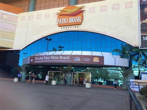 Patio Brasil Shopping by Balan 231 O Do Outubro Rosa No P 225 Tio