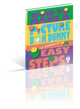 picture book dummy how to make a picture book dummy in 9 easy steps e book