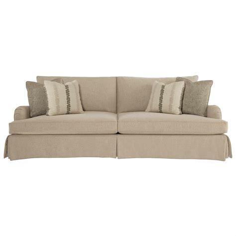 beach sofa caroline coastal beach skirted beige sofa kathy kuo home