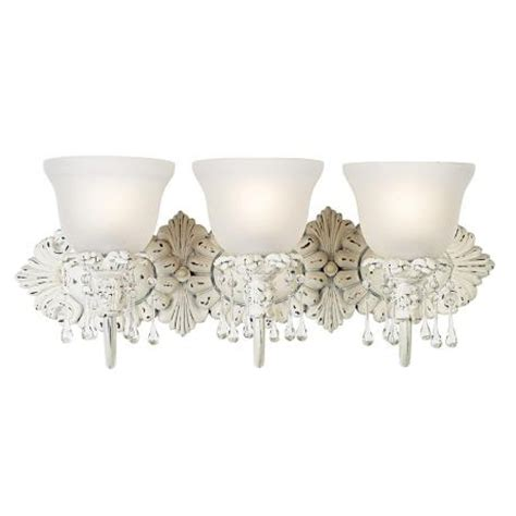 shabby chic bathroom light fixtures 1000 images about bathroom lights on