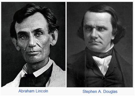 who won the lincoln douglas debates what were the lincoln douglas debates