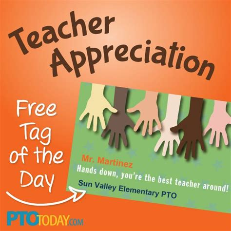 christmas gifts from pto to all students appreciation gift tag from the pto today file exchange appreciation