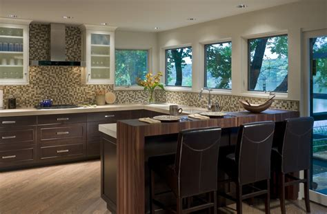 Mixed Metals Kitchen by 2017 Kitchen Trends Two Toned Cabinetry Pb Kitchen Design