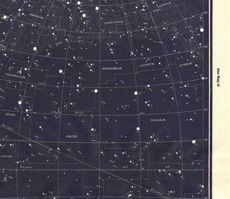printable star atlas 1950 star maps 3 4 andromeda cassiopeia constellation extra