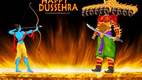 happy dussehra festival best wishes wallpaper latest