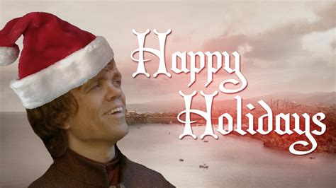game  thrones christmas holiday wishes jingle bell