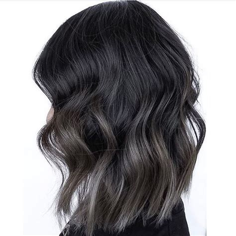 25 best ideas about balayage 25 best ideas about gray balayage on gray hair
