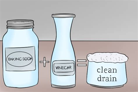 How To Clean Shower Drain With Baking Soda And Vinegar by How To Unclog A Drain With Baking Soda Unclogadrain