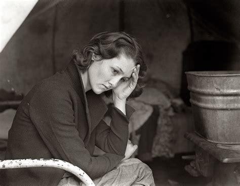 depression era dorothea lange museum masters