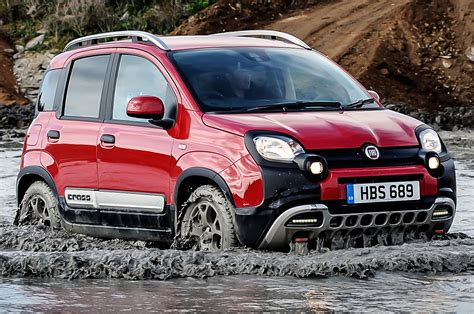 Fiat Panda Cross Review Fiat Panda Cross 1 3 Multijet Uk Drive Review Autocar