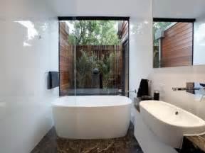 1800 L Shaped Shower Bath modern bathroom design with freestanding bath using