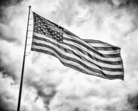 flag white black us flag black and white backwards