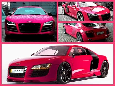 pink audi r8 pinterest the world s catalog of ideas