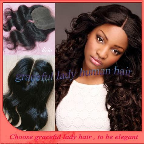 how to do a middle part closure hair style 17 best images about lace closure on pinterest lace