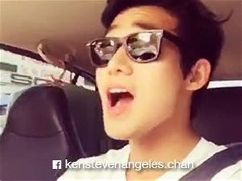 theme song yagit ken chan dubsmashes the theme song of destiny rose while