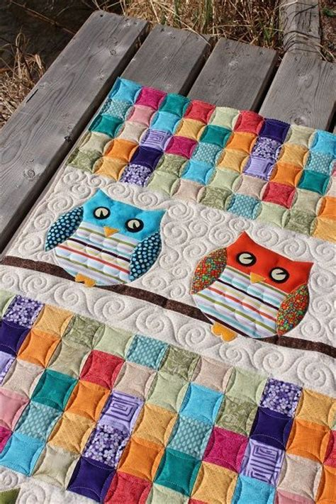 Jelly Babies Quilt Book by 1000 Ideas About Owl Quilt Pattern On Owl
