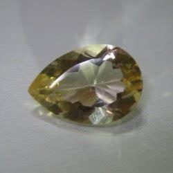 200 G Kalung Liontin Batu batu permata citrine alami