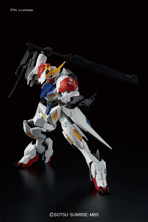 Vest Iron Blooded Orphans Gundam Barbatos Va Ibo 01 gundam barbatos iron blood orphans model kit