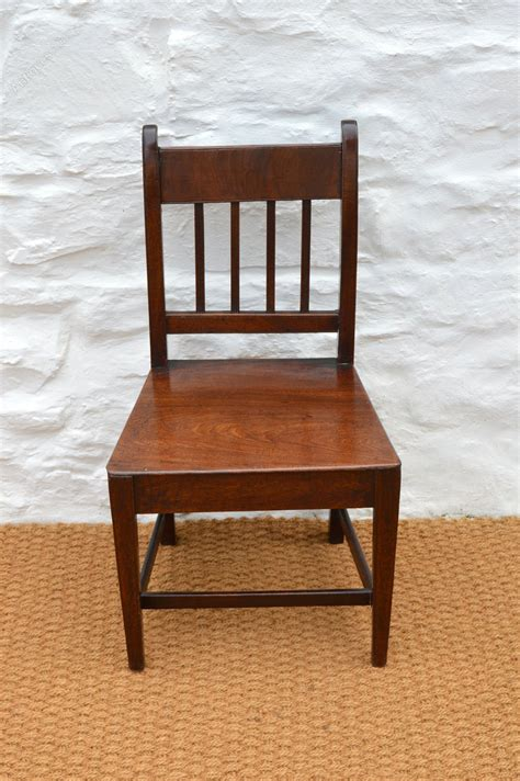 Farm House Dining Chairs Set Of George Iii Farmhouse Dining Chairs Antiques Atlas