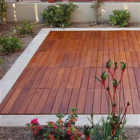 curupay outdoor wood deck tiles homeinfatuationcom