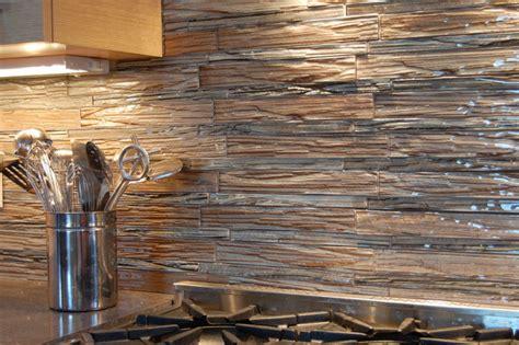 Kitchen Backsplash Stainless Steel Tiles Backsplash Tile Detail Contemporary Kitchen Other