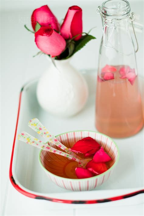 homemade rose food homemade rose water kiran tarun r e c i p e b x