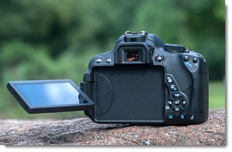 Kamera Dslr Canon Tahun 3 kelebihan canon dslr 700d memiliki rentan iso 120 25600