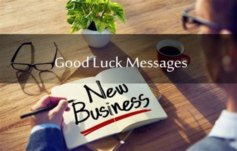 Good Luck Wishes For New Business, Entrepreneurs