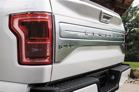 Top Of The Line Ford F150 by New Top Of The Line Ford F 150 Limited Is Most Advanced
