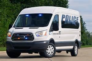 Transit Ford 2015 Ford Transit Prisoner Transport Vehicle